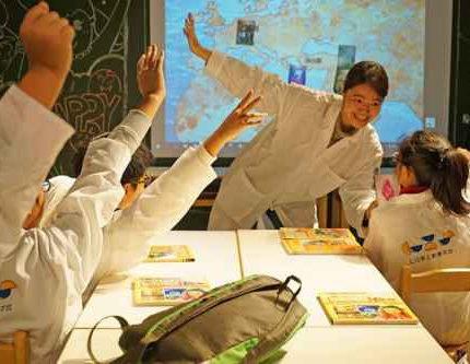 讓孩子擁有實踐夢想的勇氣與能力-「LIS 情境科學教材」訪談
